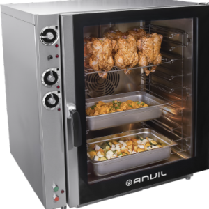 10 Pan Combi-Steam Oven