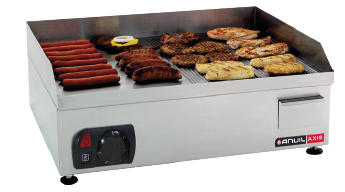 600mm Flat-Top Gas Griller