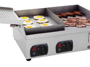 Egg and Bacon Griller