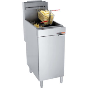 Anvil Floor-Standing Gas Fryer