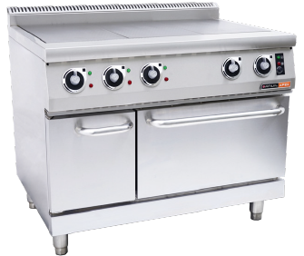 Electric Stove with Oven