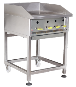 600mm Solid Top Griller
