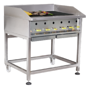 900mm Radiant Electric Griller