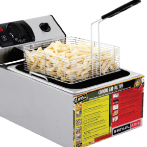 Single Pan Fish Fryer
