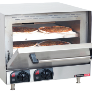 Twin Shelf Pizza Oven