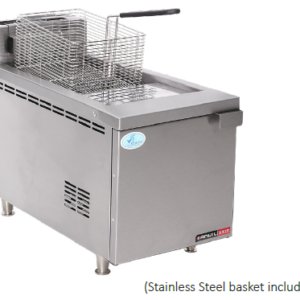 Single Pan Gas Fryer