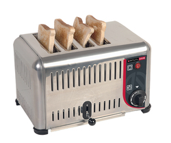 4 Slice Pop Up Toaster – Model: TSK0004