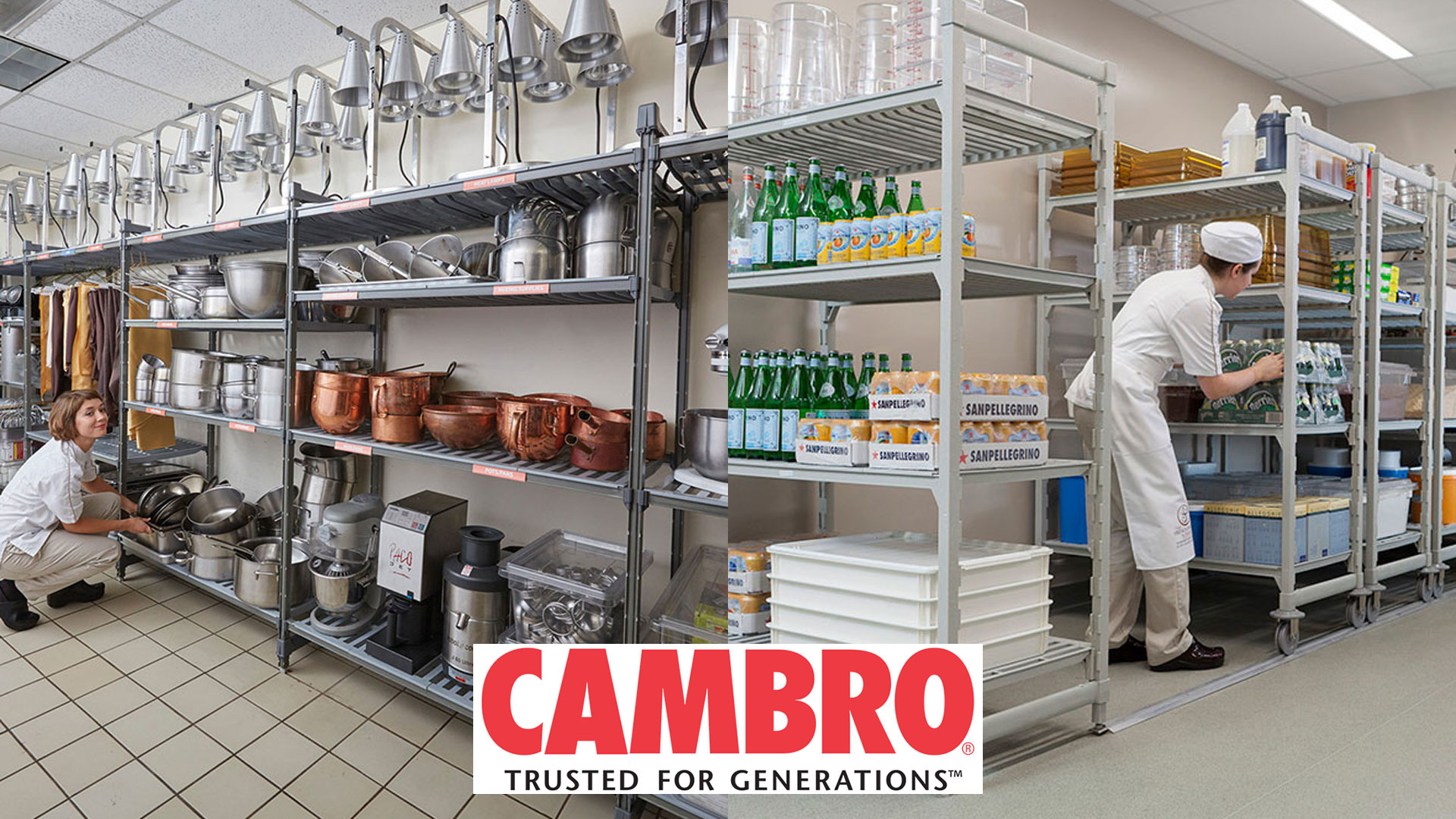 Cambro Manufacturing | Caterware Connection Global Brand