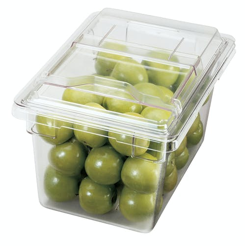Container with apples | Cambro Manufacturing