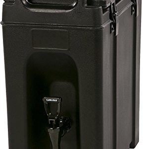 Insulated Beverage Server Black