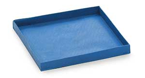 Merrychef Quarter size cooking tray (Blue)