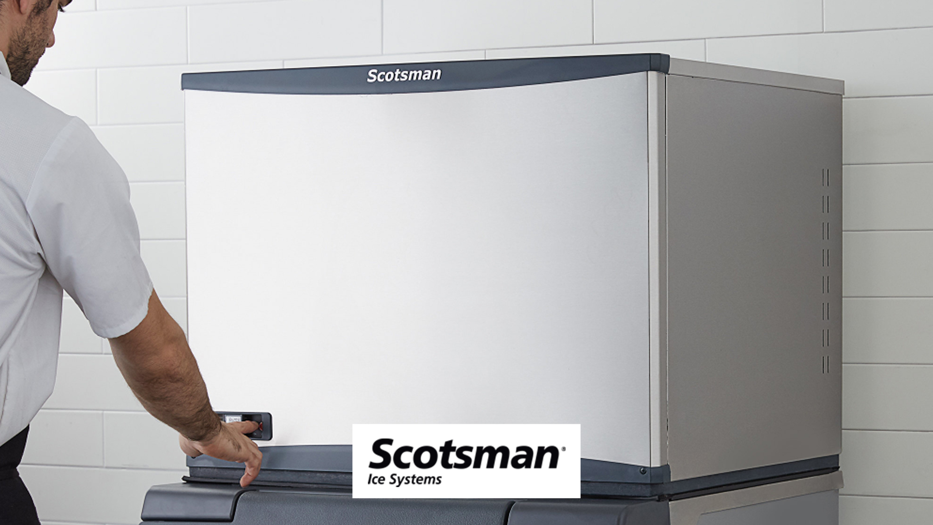 Scotsman Ice Systems Global Brand