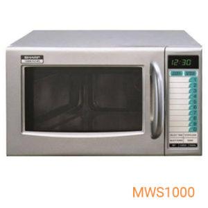 Tabletop Microwave MWS1000 Model