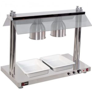 Tabletop Heated Food Display Station