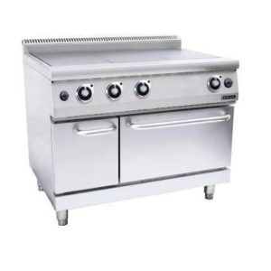 Anvil COA3003 Solid Top Gas Stove With Gas Oven