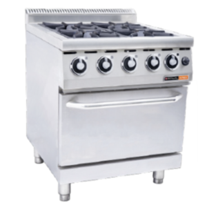 Anvil COA3004 Gas Stove With Gas Oven