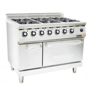 Anvil COA3006 Gas Stove With Gas Oven