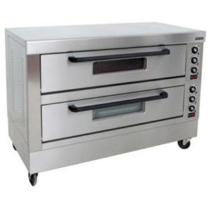 Anvil DOA4002 Double Deck Oven