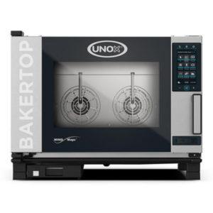 UNOX XEBC-04EU-EPRM Countertop Combi Oven