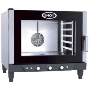UNOX Cheflux XV393 Manual Combi Oven