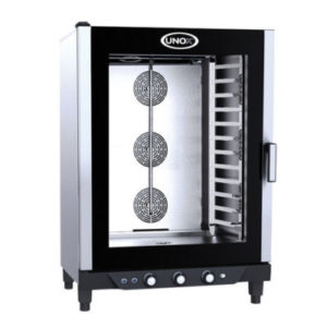 UNOX Cheflux XV813G Manual Combi Oven