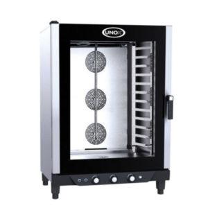 UNOX Cheflux XV813 Manual Combi Oven